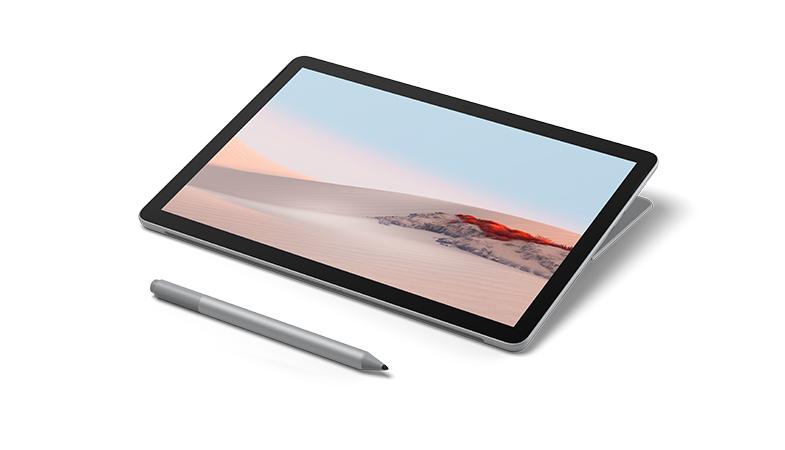 Surface Go 2 Studio-Modus mit Surface Pen